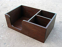 Подставка - органайзер №7, для салфеток и специй | Era Creative Wood