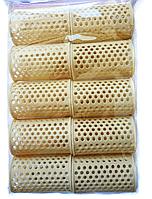 Comair, Пластмассовые бигуди длинные 10 штук, (65 мм/40 мм)