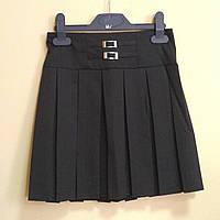 Юбка школьная, черная