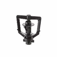 Спринклер для полива Зонт-В MS-1101-В: 45 л/ч, подключение через стартер, пластик, 100 шт.