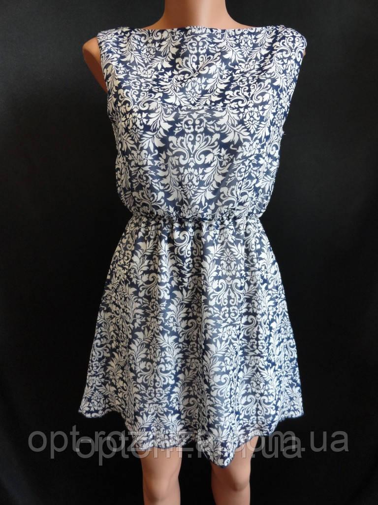 ae93eed4cb1 Купить Летнее платье из шифона недорого. оптом и в розницу в Хмельницке
