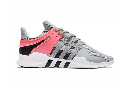 Мужские кроссовки Adidas EQT Support ADV Grey Turbo White