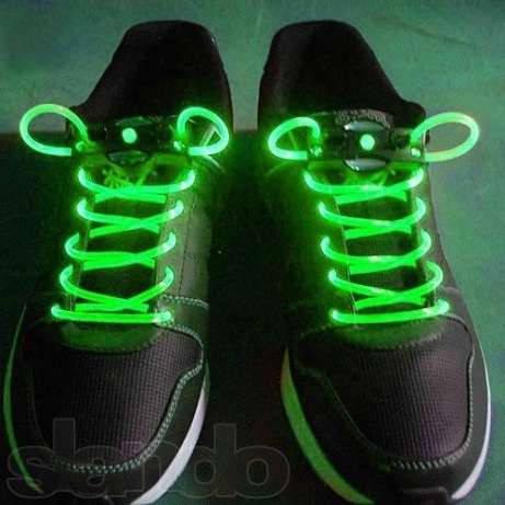 светящийся шнурки украина