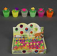 Цветы растущие в воде игрушка набор 48 шт