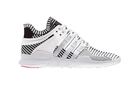 Мужские кроссовки Adidas EQT Support ADV Zebra