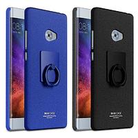 Пластиковый чехол Imak с кольцом-подставкой для Xiaomi Mi Note 2  (2 цвета)