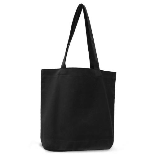 Эко-сумка для печати 35х35х7 см. с дном. Хлопок. Цвет ЧЕРНЫЙ, цена ... 4f6b0d3d107