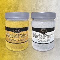 Metalpaint - металлизированная краска 0,15л