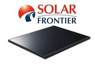 Тонкопленочные панели Solar Frontier