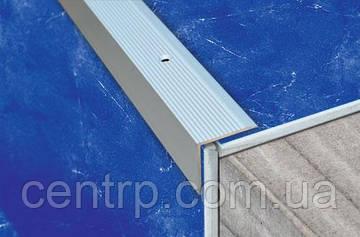 Конструкционные материалы: уголок алюминиевый