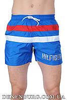 Шорты пляжные мужские TOMMY HILFIGER 0209 синие, фото 1