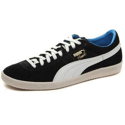 Оригинальные Кроссовки Puma Brasil сток Suide Clyde  продажа, цена в ... d16e284b3e9