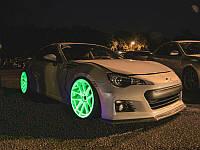 Светящаяся краска для дисков и кузова авто Metal Ultra