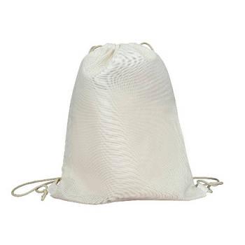 Еко-рюкзак для друку 35х41 див. Бавовна