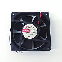 Вентилятор 12 V 120x120x38 (0.34A)