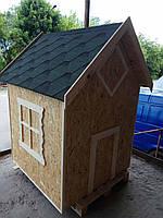 Дом из дерева ( домик деревянный )