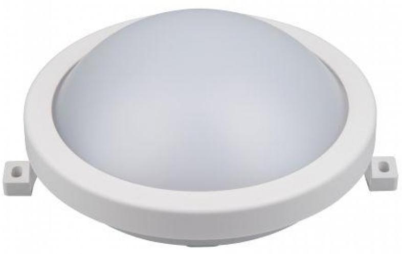 LUXEL Светодиодный светильник 8W IP54 круг белый