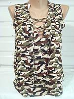Женская блузка на лето оптом