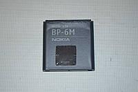 Оригинальный аккумулятор BP-6M для Nokia 3250 6151 6233 6234 6280 6288 9300 9300i N73 N77 N93
