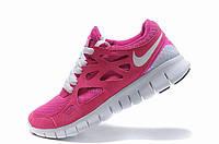 """Кроссовки Nike Free Run 2.0 """"Pink/White"""""""
