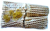 Коклюшки спиральные дереянные длинные, (150 мм)