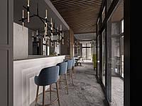 Дизайн интерьера бильярдных и ночных клубов