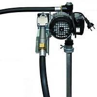 DRUM-TECH, 220В, 40/60 л/мин - насос на бочку для ДТ