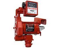 Fill-Rite 705VEL, 220B, 70 л/мин - насос для бензина