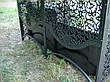 """Мангальный комплекс """"Эмир"""" (в черном цвете) стандартная комплектация, фото 2"""