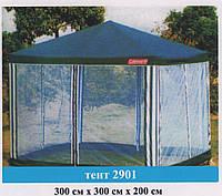 Однослойная палатка тент Coleman 2901