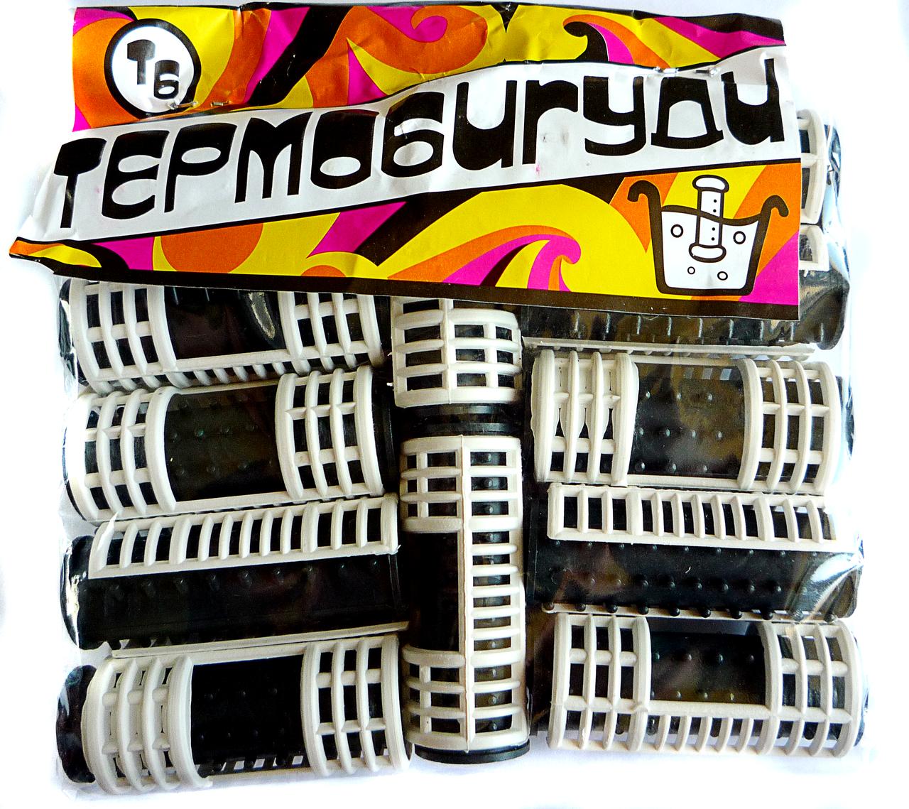 Термобигуди одесские, (50 мм/20 мм)