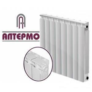Биметаллические радиаторы Алтермо, фото 2