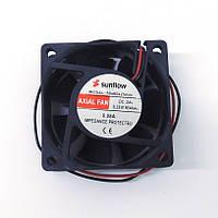 Вентилятор 24 V 60x60x25 (0.08A)