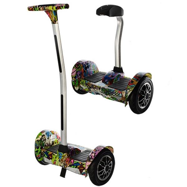 Сигвеи с ручкой Mini Self Balance Scooter