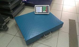 Бездротові товарні ваги Олімп R3 600 кг (500х600мм) Wi-Fi