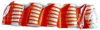 Термобигуди с заколкой краб, (50мм/40 мм)