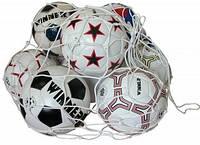 Сетка для 10-15 мячей WINNER 4,5 мм нить