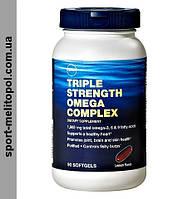 GNC Triple Strength Omega Complex 90 soft