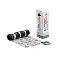 Двухжильный нагревательный мат GrayHot mat 150 (0,6 м²)