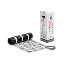Двухжильный нагревательный мат GrayHot mat 150 (2,3 м²)