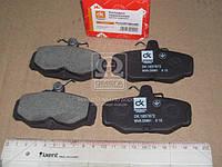 Колодки задние тормозные дисковые Форд Сиерра Ford Sierra Скорпио Scorpio ДК