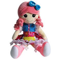"Мягкая игрушка 00416-6 ""Кукла"", 45х19х8 см (Y)"