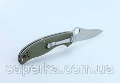 Нож многоцелевой Ganzo (черный, зеленый, оранжевый, камуфляж) G734-BK, фото 2