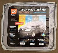 Тент авто внедорожник PEVA М 440х185х145 DК