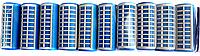 Термобигуди Donegal средние, 10шт., (25mm)