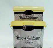 Vanish Decor Gold Silver - Лак декоративный  3л