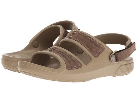 Мужские сандалии Крокс Crocs Men´s Yukon Mesa M Flat Sandal