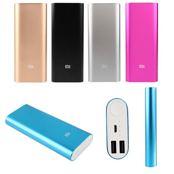 Power Bank портативное зарядное устройство Xiaomi 16000 mAh