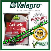 """Комплексное удобрение для роз """"Actiwin"""" Активин ТМ """"Valagro"""" 25г с хелатными микроэлементами"""