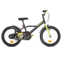 "Детский велосипед B'TWIN 500 Dark Hero 16"""